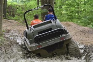 Mudd-Ox Amphibious ATV Vehicle similar to Argo Sherp 8x8 6x6
